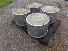 International Air Planter Drums