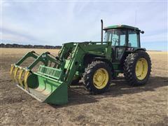 John Deere 2955 MFWD Tractor