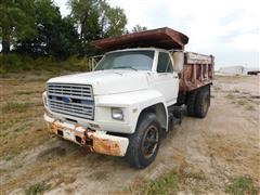1984 Ford Dump Truck