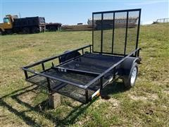 2016 Carry on Trailer Corp Z5X8SPEED Utility Trailer