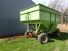 Parker 325 Gravity Wagon W/Westendorf Gear