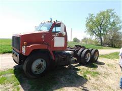 1984 GMC J9C064 T/A Truck Tractor