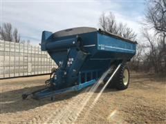 2000 Kinze 1040 Row Crop Grain Cart