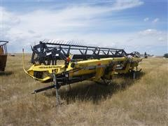 2013 Honey Bee WS30 Grain Belt Swather 30' Draper Head W/Transport