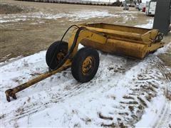 Eversman 300 Hydraulic Pull Scraper