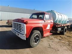 1974 Ford F700 Liquid Fertilizer Tender Truck