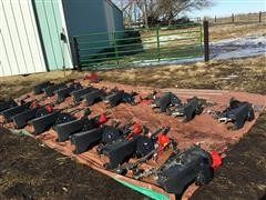 2016 Case IH 1265 Planter Row Units