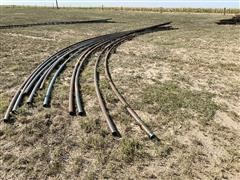 Curved Drill Pipe