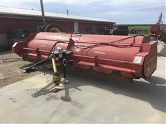 Hiniker 5600 Windrowing Stalk Chopper