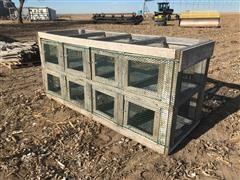 Poultry/Rabbit Cages