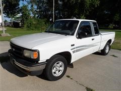 1996 Mazda B3000 Cab Plus Pickup