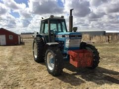 1984 Ford TW-15 MFWD Tractor