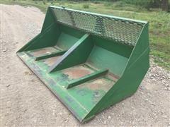 Gnuse 9' Hyd Dump Scoop