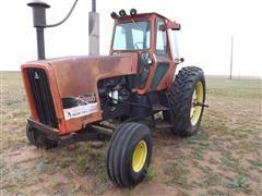 1981 Allis-Chalmers 7060 2WD Row Crop Tractor