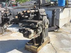 Milwaukee Milling Machine