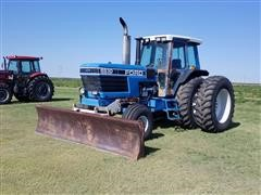 1992 Ford 8830 2WD Tractor