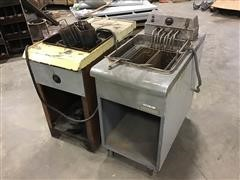 General Electric Hot Oil Cookers