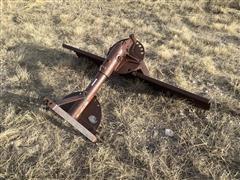 Servis 6' 3-Pt Blade