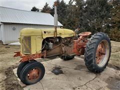 1956 Case 400 2WD Tractor