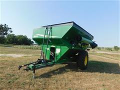 Demco Posi Flow 800 Grain Cart