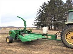 2014 John Deere 3975 3-Row Forage Harvester