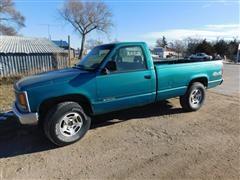 1994 Chevrolet Cheyenne 1500 4x4 Pickup Truck