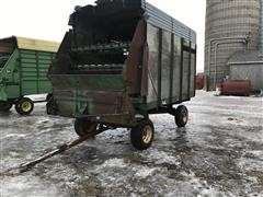 Badger /Westendorf 1416 Silage Wagon