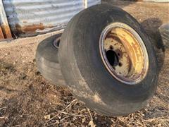 General 15.5-20 Tires & Rims