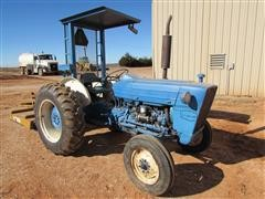1967 Ford 2000 Tractor