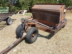 Soil Mover 23RF Pull Type Dirt Scraper