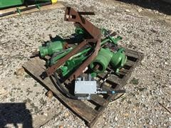 2013 John Deere 635FD Draper Head Wobble Box