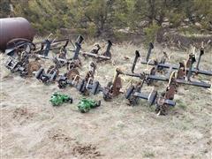 CDS - JOHN BLUE Fertilizer Pumps W/Yetter Coulters
