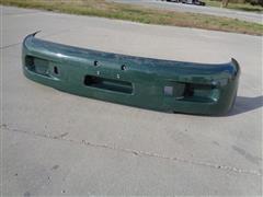 2013 Peterbilt 386 Painted Front Bumper