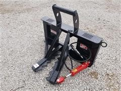 2020 Industrias America Easy Man Skid Steer Mount Tree/Post Puller