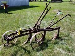 P&O 3 Bottom Orchard Plow
