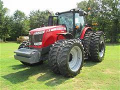 2014 Massey Ferguson 8690 MFWD Tractor