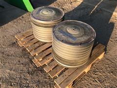 Case IH 955 Soybean Drums