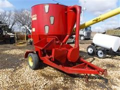 New Holland 357 Grinder Mixer