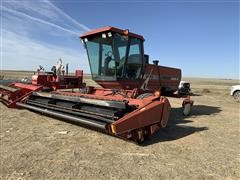 1997 Case IH 8840 Windrower