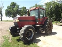 1988 Case IH 7140 MFWD Tractor