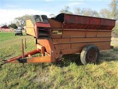 Kelly Ryan 5X12 Feeder Wagon