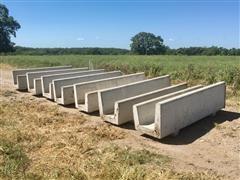 Concrete Feed Bunks