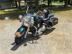 1996 Harley Davidson LRI Road King Motorcycle