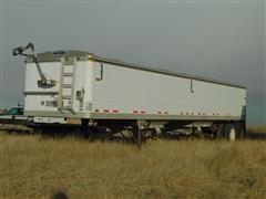2001 Timpte H4222 T/A Grain Trailer