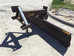 Bison NVH270XHD 9' Rear Blade