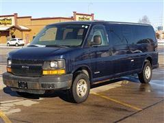 2004 Chevrolet Express G3500 Passenger Van