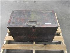 Shop Built Tool Box