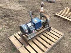 Gorman-Rupp Fuel Pump