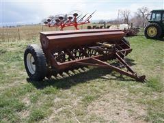 International 10' Single Opener Grain Drill