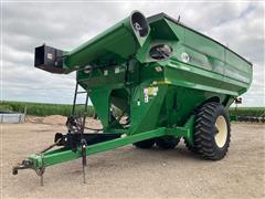 2013 J&M 1151-22 Grainstorm Grain Cart W/Scale